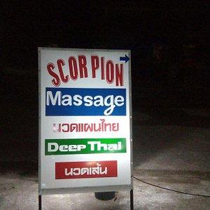 Scorpion Massage