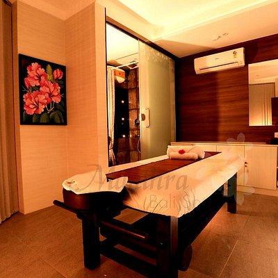Single wet room