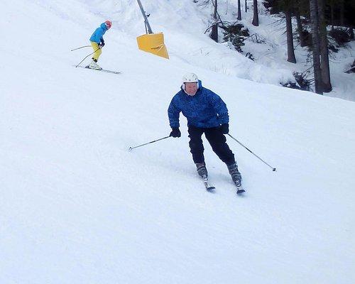 Wonderful Skiing In Brasov, Romania