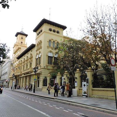Real Casino Antigüo, Castellón de la Plana, España.
