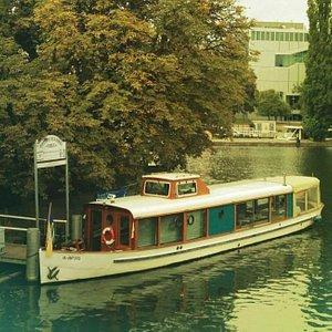 Salonschiff MS Marple in Berlin