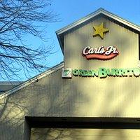 Carl's and Green Burrito, San Luis Obispo, Ca