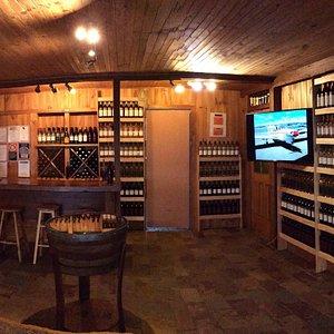Kalari Walls of Wine