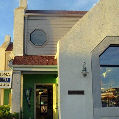 Fiona Bleu Gallery, Morro Bay, Ca