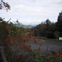 黒山展望台からの眺め