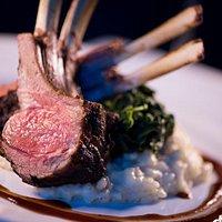 Grilled New Zealand Lamb Chops