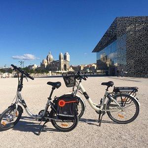 Vélos électriques marseille