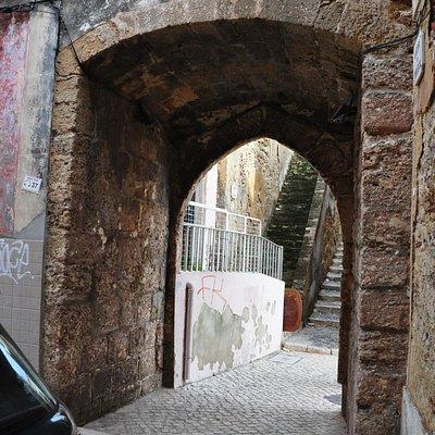 Porta do Saol.