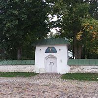 Церковь Сергия Радонежского и Никандра Псковского