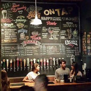 On Tap Craft Beer
