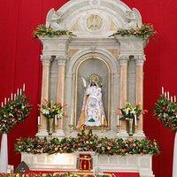 Altar Mayor de la Catedral de San Miguel