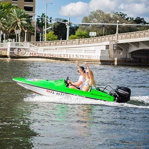 Downtown Tampa's premier water attraction