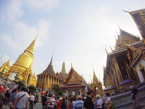 Day 1 - At Grand Palace