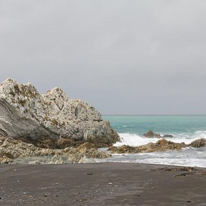 White Rock itself