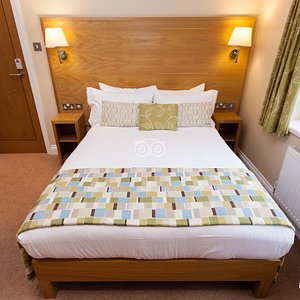 The Medium Double Room at the Clover Spa & Hotel