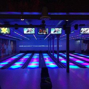 Saariselkä Bowling!!