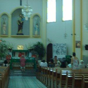 Nave e Altar -Mor, Lindíssimos