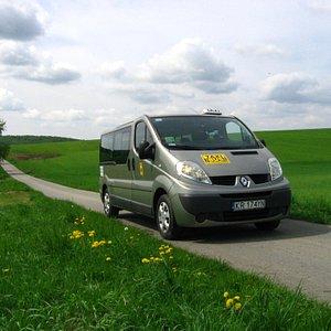 Taxi Bus Krakow - Transfers & Tours
