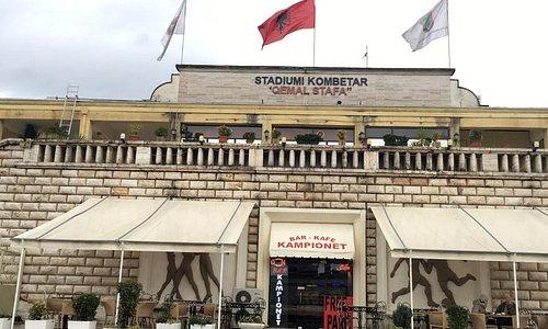 Qemal Stafa Stadium
