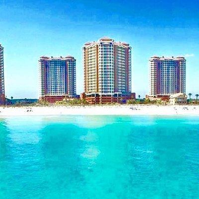 Portofino Resort on Pensacola Beach!~