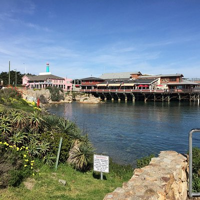 Fisherman's Wharf; Monterey, CA