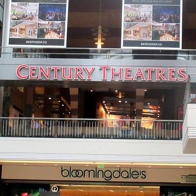 Century Theatres, Westfield Center, San Francisco, Ca