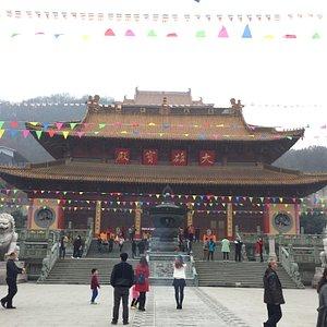 Dinglin Temple