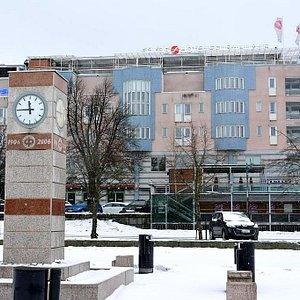 Savonlinna Market Square