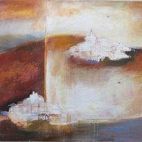 Oil on Canvas - Tessa Peskett