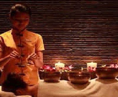 massage relaxant aux bols tibétains  balance
