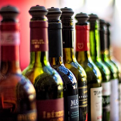 Our 8-week Wine Courses