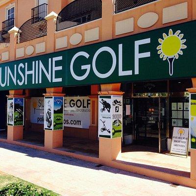 SUNSHINE GOLF SHOP