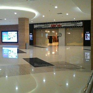 Hartono Mall, around 10.30 AM.