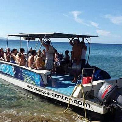 Catamaran Dive
