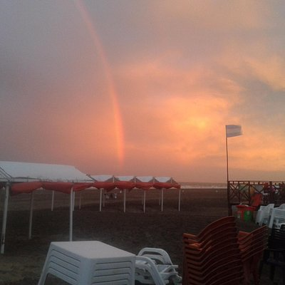 Más cielos después de la lluvia.