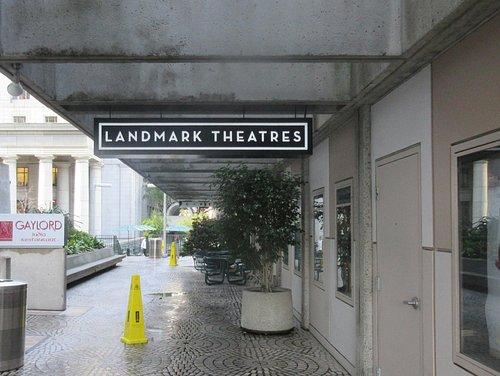 Landmark Theatres - Embarcadero Center Cinema, San Francisco, Ca