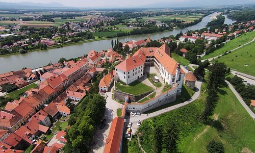 Ptuj Castle, photo: STA
