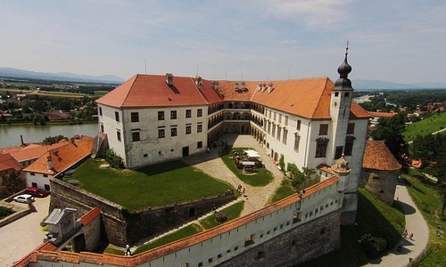 Ptuj Castle, photo: STA