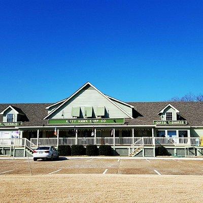 Kitty Hawk Surf Company in Duck, North Carolina