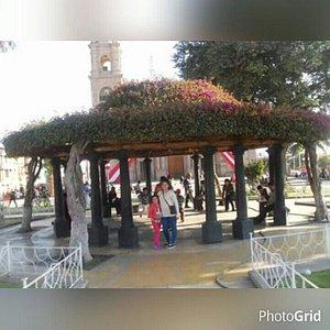 Empeze en Santiago, recorriendo La serena, Coquimbo, Copiapo, Antofagasta, Arica y Iquique y fin