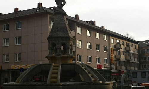 Zum Siegfriedbrunnen