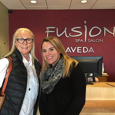 Thank you, Kayla Jean & Fusion Spa & Salon! We are show-ready!