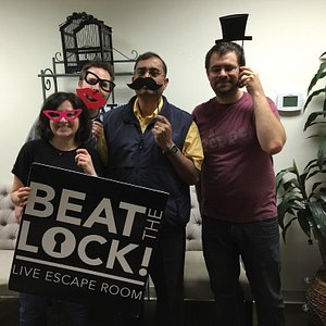 I already wrote a 5 star review on Yelp.   Overall, this is an excellent, well done Escape Room