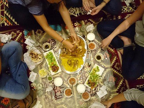 Traditional Emirati Food