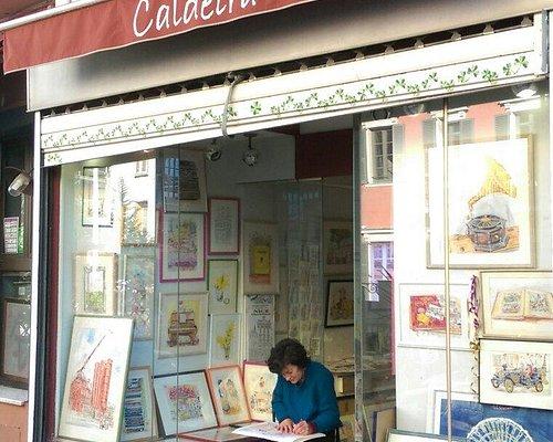 Gallerie Caldeira