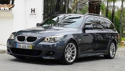 BMW Private Transfers