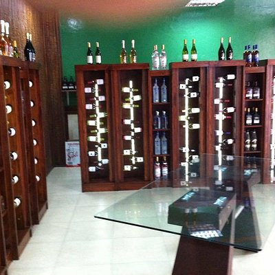 Selection of bottles for sale at great prices.