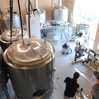 brewery photo from above