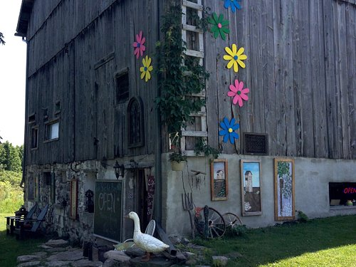 Summer at the Newton Street Art Barn