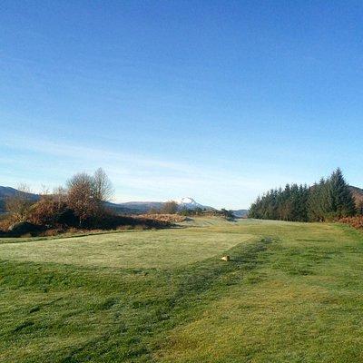 Aberfoyle golf course